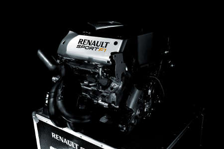 Renault F1 V6-Turbo 2014