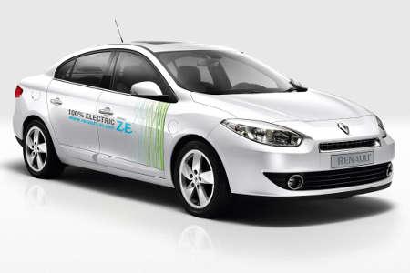 Renault Fleunce Z.E.