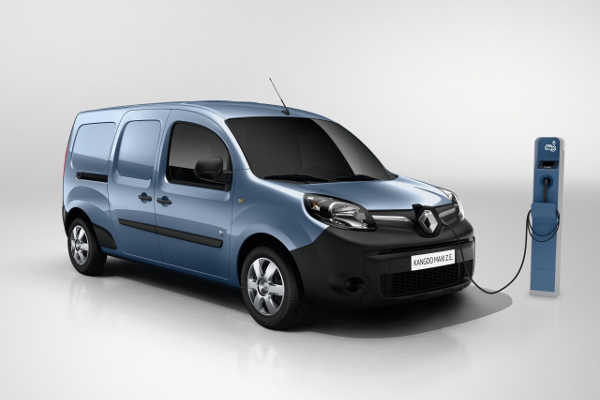 Renault Kangoo ZE 2017