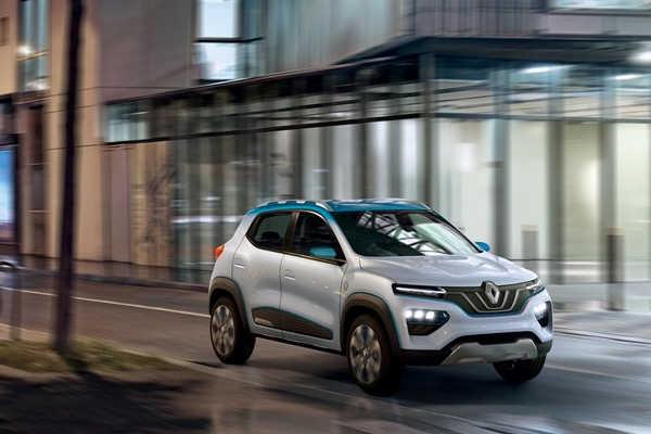 Renault K-ZE Concept 2018