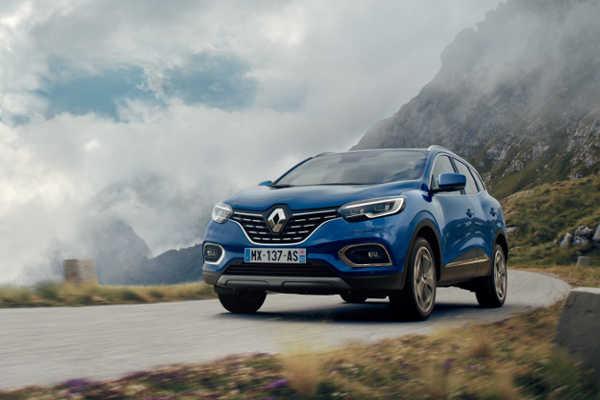 Renault Elektro-SUV