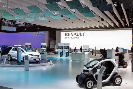 Renault Zoe & Renault Twizy