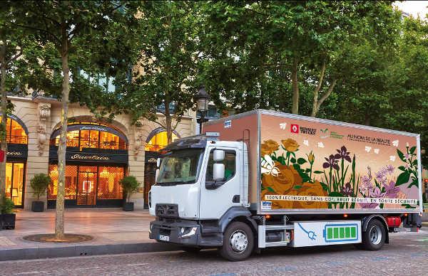 Renault Trucks will ab 2019 Elektro-Lkw bauen