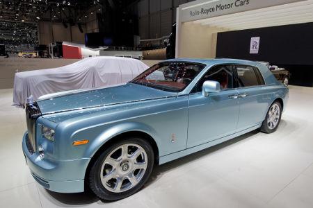 Rolls-Royce 102 EX