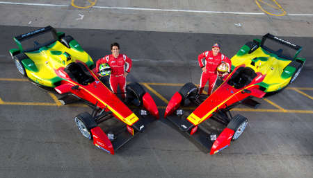 Abt Formel E & Schaeffler