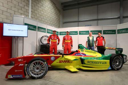 Abt Schaeffler FE01 2015 Formel E