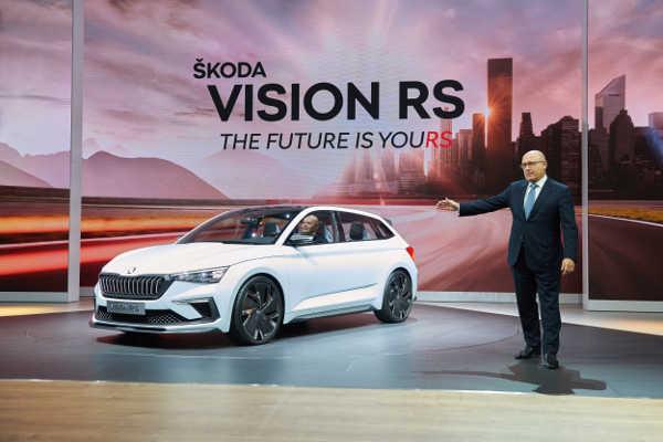 Skoda Vision RS 2018