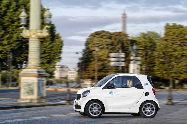 car2go Paris