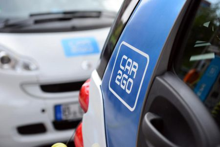 car2go Daimler Carsharing