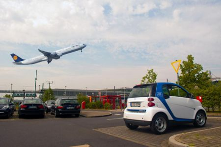 car2go Airport