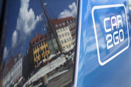 car2go Kopenhagen