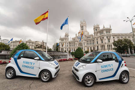 car2go Madrid