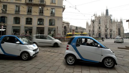 car2go Mailand
