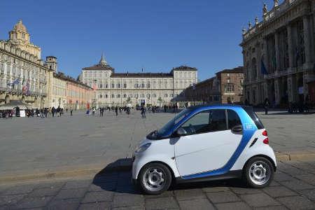 car2go Turin