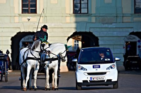 car2go Wien