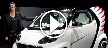 LA Auto Show smart jeremy smart ed