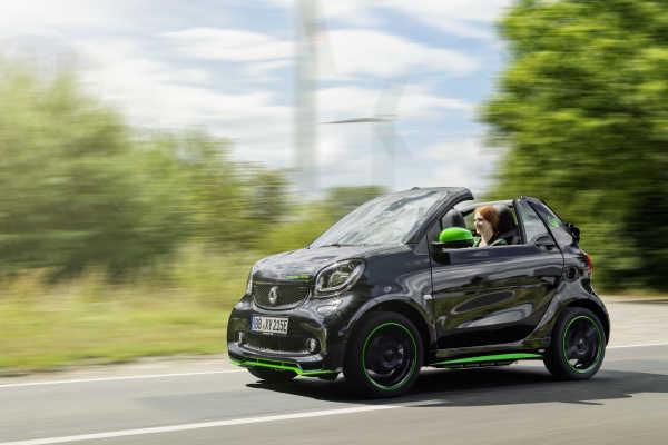 smart fortwo cabrio ed 2017