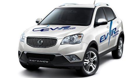 SsangYong Korando C EV-R