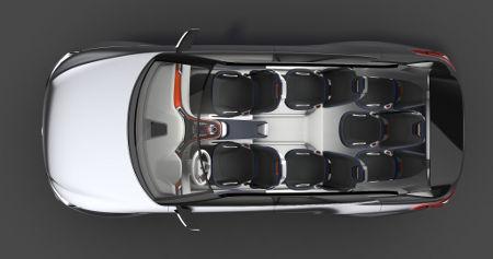 SsangYong XLV Genfer Autosalon 2014
