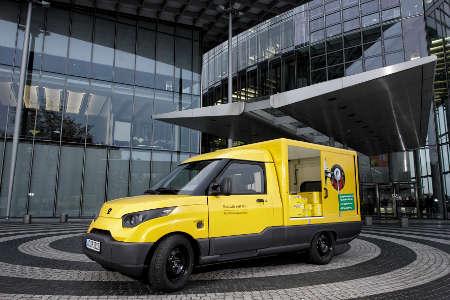 StreetScooter Deutsche Post