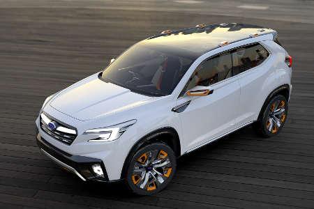 Subaru VIZIV 2015