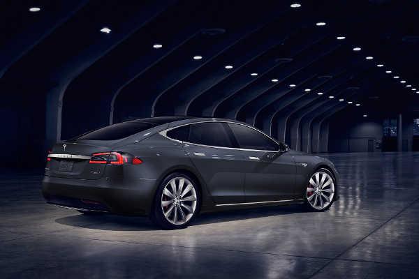 Tesla Model S Facelift 2016