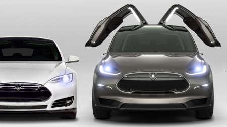 Tesla Model S & Tesla Model X