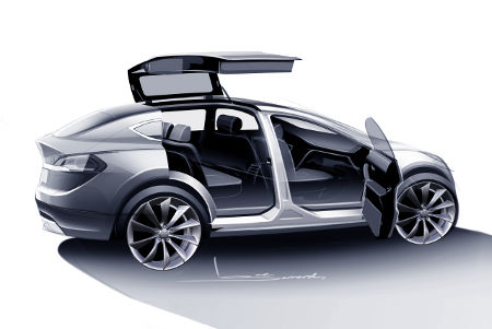 tesla model x green motors de. Black Bedroom Furniture Sets. Home Design Ideas