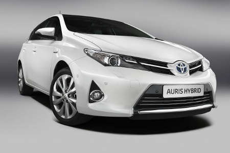 2013 Toyota Auris HSD