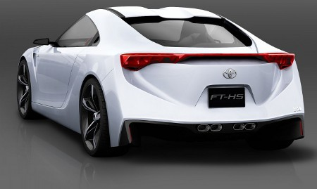 Tooyta FT-HS Concept