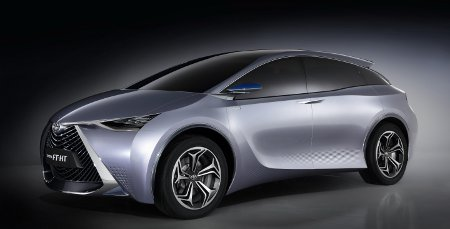 Toyota FT-HT