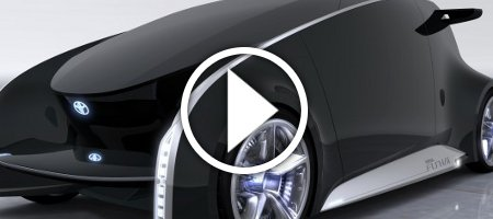 Toyota iiMo Concept (Fun-Vii)