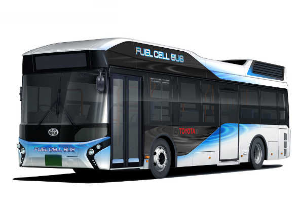 Toyota H2 Bus