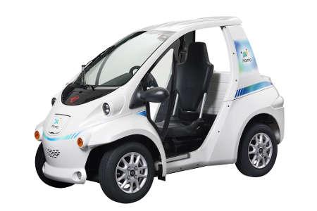 Toyota COMS Ha:mo