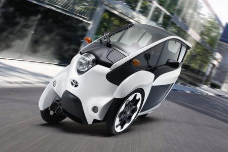 Toyota i-ROAD Hamo