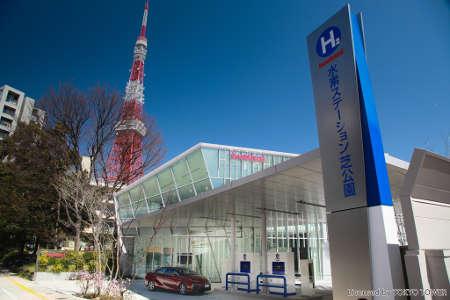 Toyota Mirai Showroom