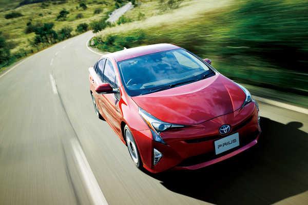 Toyota Prius IV 2016