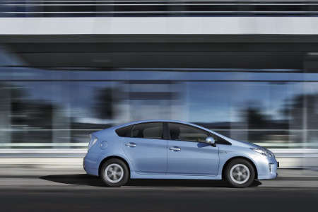 Toyota Prius PHV Plug-in-Hybrid
