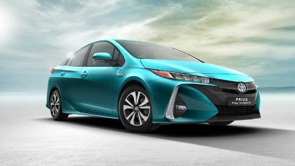 Toyota Prius Plug-in-Hybrid 2016