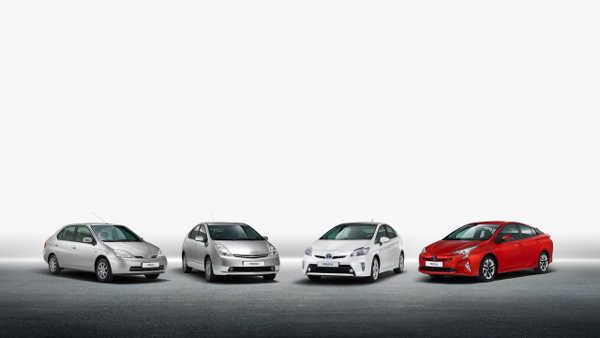 Toyota 10 Millionen Hybridautos 2017