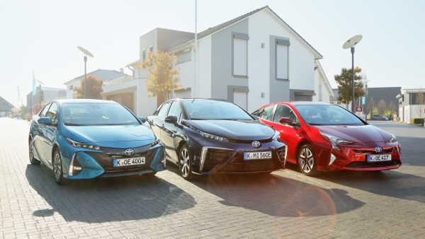 Toyota Prius Plug-in Hybrid ADAC EcoTest 2017