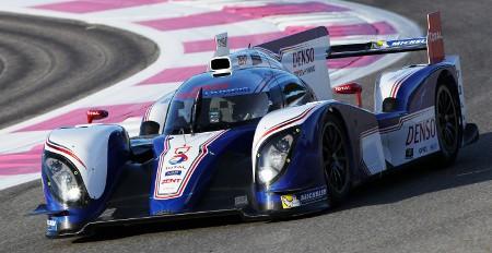 Toyota TS030 WEC Le Mans 2013