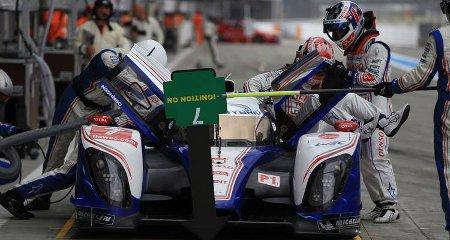 Toyota TS030 siegt beim WEC-Rennen in Fuji