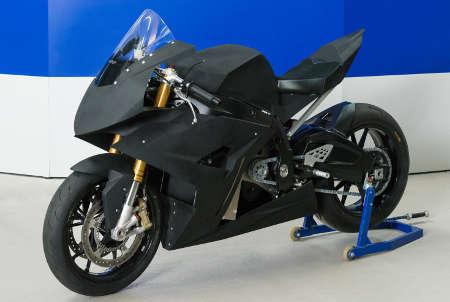 T0RR Elektro-Motorrad