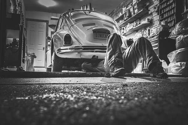Ersatzteile für Elektroautos
