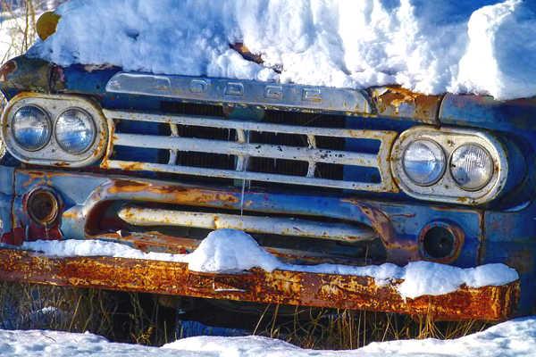 Autoverkauf im Winter