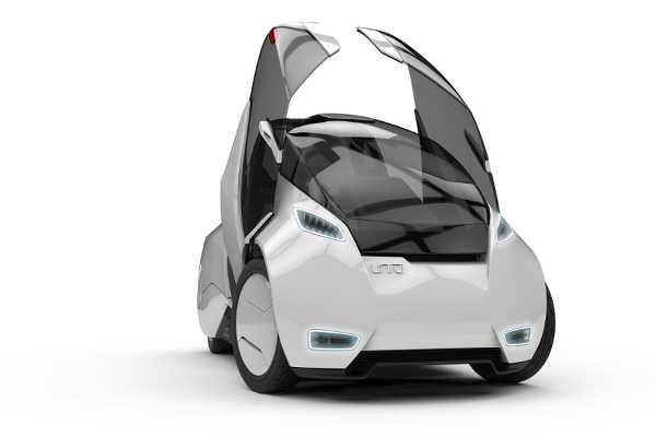 Uniti Sweden Elektroauto