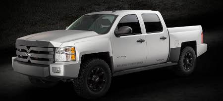VIA Motors X-Truck