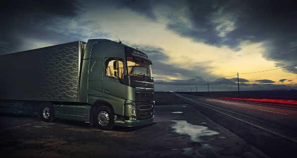 Volvo Elektro-Trucks