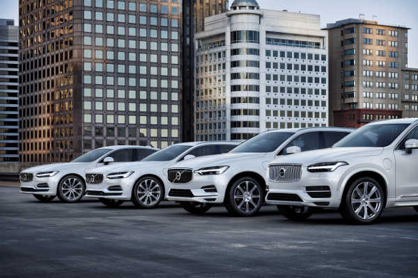 Volvo T8 Twin Engine Familie XC90 XC60 V90 S90